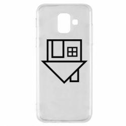 Чехол для Samsung A6 2018 The Neighbourhood Logotype