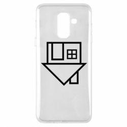 Чехол для Samsung A6+ 2018 The Neighbourhood Logotype