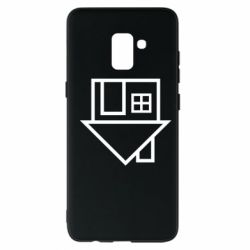 Чехол для Samsung A8+ 2018 The Neighbourhood Logotype