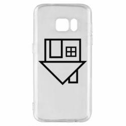 Чехол для Samsung S7 The Neighbourhood Logotype