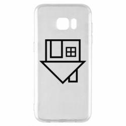 Чехол для Samsung S7 EDGE The Neighbourhood Logotype