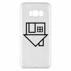 Чехол для Samsung S8 The Neighbourhood Logotype