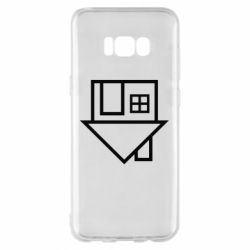 Чехол для Samsung S8+ The Neighbourhood Logotype