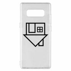 Чехол для Samsung Note 8 The Neighbourhood Logotype