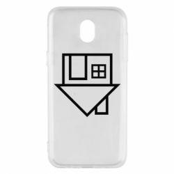 Чехол для Samsung J5 2017 The Neighbourhood Logotype