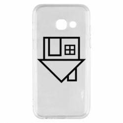 Чехол для Samsung A3 2017 The Neighbourhood Logotype