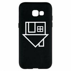 Чехол для Samsung A5 2017 The Neighbourhood Logotype
