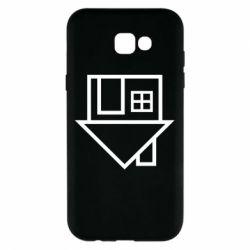 Чехол для Samsung A7 2017 The Neighbourhood Logotype