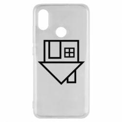 Чехол для Xiaomi Mi8 The Neighbourhood Logotype