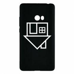 Чехол для Xiaomi Mi Note 2 The Neighbourhood Logotype