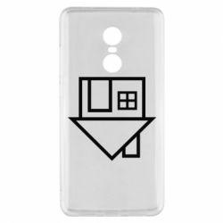 Чехол для Xiaomi Redmi Note 4x The Neighbourhood Logotype