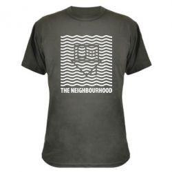 Камуфляжная футболка The Neighbourhood Waves