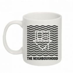 Кружка 320ml The Neighbourhood Waves