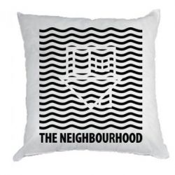 Подушка The Neighbourhood Waves