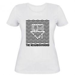 Женская футболка The Neighbourhood Waves