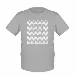Детская футболка The Neighbourhood Waves