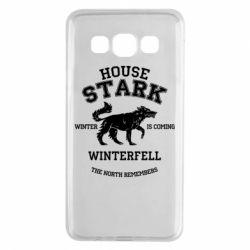 Чехол для Samsung A3 2015 The North Remembers - House Stark
