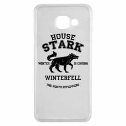 Чехол для Samsung A3 2016 The North Remembers - House Stark