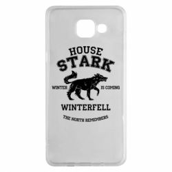Чехол для Samsung A5 2016 The North Remembers - House Stark