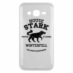 Чехол для Samsung J5 2015 The North Remembers - House Stark