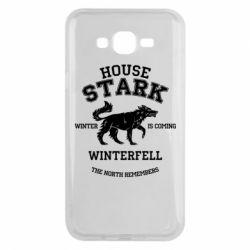 Чехол для Samsung J7 2015 The North Remembers - House Stark