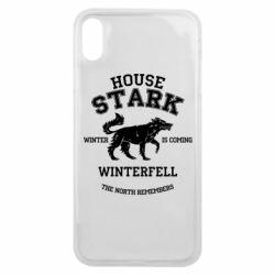 Чехол для iPhone Xs Max The North Remembers - House Stark