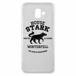 Чехол для Samsung J6 Plus 2018 The North Remembers - House Stark
