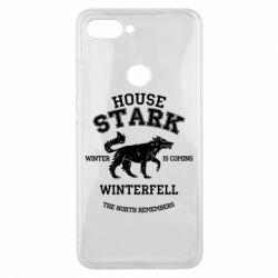 Чехол для Xiaomi Mi8 Lite The North Remembers - House Stark