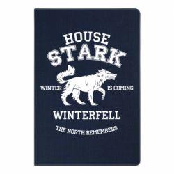 Блокнот А5 The North Remembers - House Stark