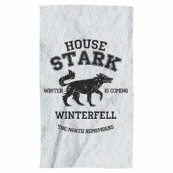 Полотенце The North Remembers - House Stark
