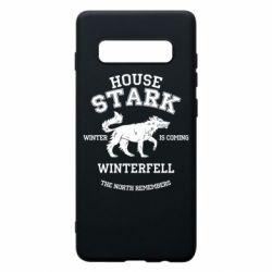 Чехол для Samsung S10+ The North Remembers - House Stark
