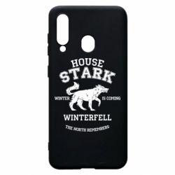 Чехол для Samsung A60 The North Remembers - House Stark