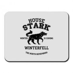 Коврик для мыши The North Remembers - House Stark - FatLine
