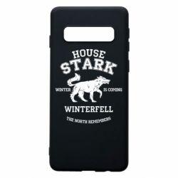 Чехол для Samsung S10 The North Remembers - House Stark