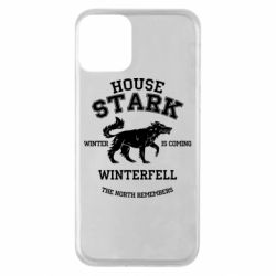 Чехол для iPhone 11 The North Remembers - House Stark