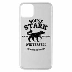 Чехол для iPhone 11 Pro Max The North Remembers - House Stark