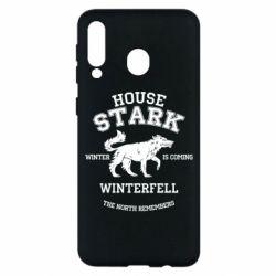 Чехол для Samsung M30 The North Remembers - House Stark