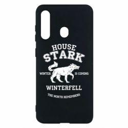 Чехол для Samsung M40 The North Remembers - House Stark
