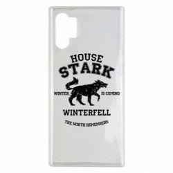 Чехол для Samsung Note 10 Plus The North Remembers - House Stark