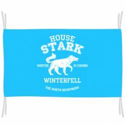 Флаг The North Remembers - House Stark