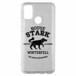 Чехол для Samsung M30s The North Remembers - House Stark