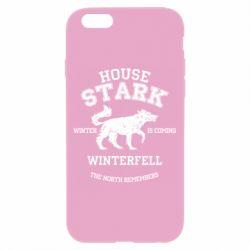 Чехол для iPhone 6/6S The North Remembers - House Stark