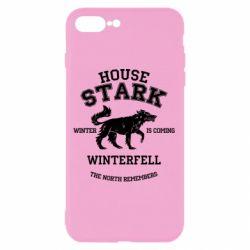 Чехол для iPhone 7 Plus The North Remembers - House Stark