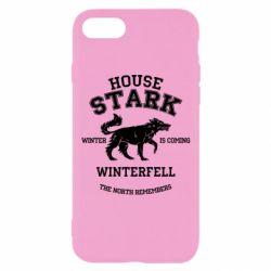 Чехол для iPhone 8 The North Remembers - House Stark