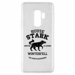 Чехол для Samsung S9+ The North Remembers - House Stark