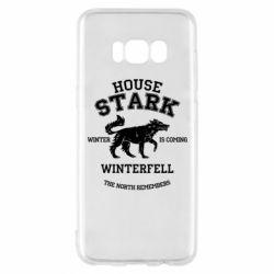 Чехол для Samsung S8 The North Remembers - House Stark