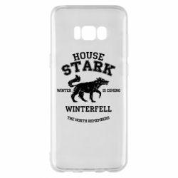Чехол для Samsung S8+ The North Remembers - House Stark