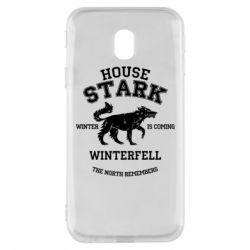 Чехол для Samsung J3 2017 The North Remembers - House Stark