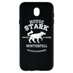 Чехол для Samsung J7 2017 The North Remembers - House Stark