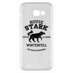 Чехол для Samsung A5 2017 The North Remembers - House Stark